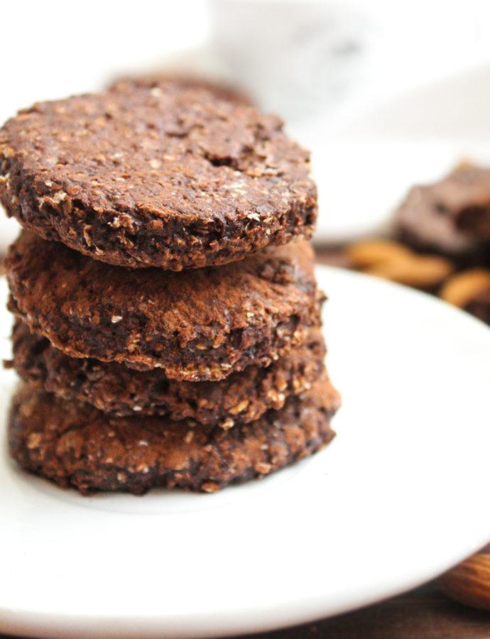 Biscotti Gran Cereale al cioccolato