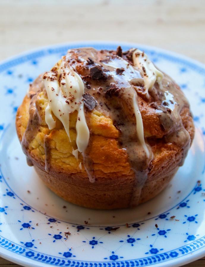 Muffin Low Carbs al Cocco