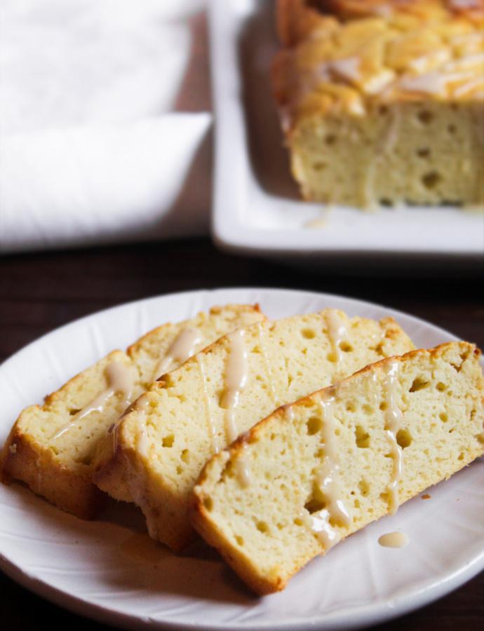 Plumcake Gluten Free Mandorle e Limone
